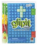 NLT Glipit Bible: Blue, Customisable Silicone Cover