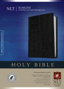 Slimline Center Column Reference Bible-NLT