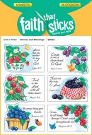Berries And Blessings Stickers