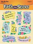 Scroll Mottos Stickers