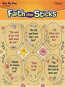 Blossoms And Blessings Stickers