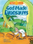 God Made Dinosaurs Pb