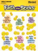 Smile God Loves You A Bunch Stickers