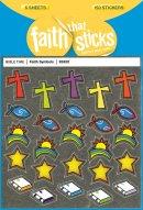 Faith Symbols Stickers