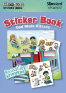 God Made Kittens Sticker Book
