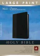 NLT Premium Slimline Reference Bible
