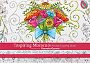Inspiring Moments Pocket Colouring Book