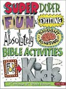 Super Duper Fun Exciting Activities For