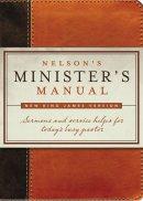 Nelson's Ministers Manuel NKJV Imitation Leather