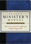 Nelson's Ministers Manuel KJV Imitation Leather