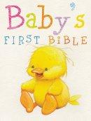 NKJV Baby's First Bible : Hardback
