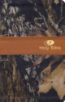 NKJV Compact Mossy Oak Bible: Camo, Bonded Leather