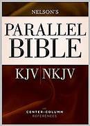KJV & NKJV Parallel Bible: Hardback