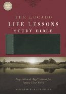 Lucado Life Lessons Study Bible-NKJV