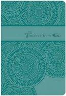 KJV Woman's Study Bible: Peacock Blue, Imitation Leather, Thumb Indexed