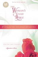 NKJV Woman's Study Bible: Hardback, Personal Size