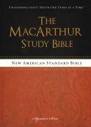 Nasb Macarthur Study Bible Hb