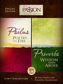 Passion Translation: Psalms & Proverbs