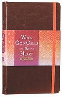 When God Calls The Heart (Devotional Journal)