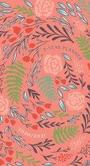 Coral Floral (2020/2021 Planner): 2-Year Pocket Planner