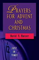 Prayers For Advent And Christmas