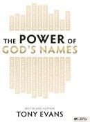 Power Of God's Names Member's Book