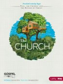 Church, The: Preschool Activity Pages