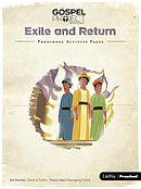 Exile And Return: Preschool Activity Pages