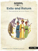Exile And Return: Younger Kids Activity Pages