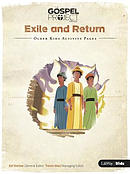 Exile And Return: Older Kids Activity Pages