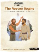 Rescue Begins, The: Younger Kids Activity Pages