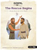 Rescue Begins, The: Older Kids Activity Pages
