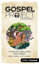 Gospel Project for Preschool: Volume 1 The Story Begins - Big Picture Cards for Families: Preschool