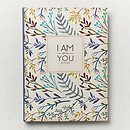 I Am With You Journal