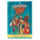 Super Heroes Sticker Book