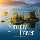 Serenity Prayer 2019 Calendar
