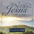 Names of Jesus 2019 Calendar