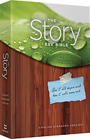The Story ESV Bible: Paperback