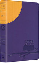 ESV Kid's Compact Owl Bible