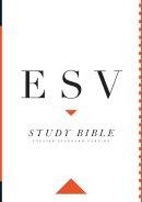ESV Study Bible Large Print Hardback