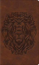 ESV Thinline Bible (TruTone, Royal Lion)