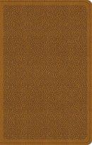 ESV Value Thinline Bible (TruTone, Goldenrod, Vine Design)