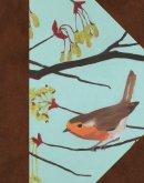 ESV Single Column Journaling Bible (English Robin)