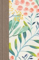 ESV Large Print Thinline Reference Bible (Berries and Blooms)