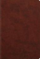 Esv Student Study Bible (Trutone, Chestnut)