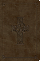 ESV Personal Reference Bible (TruTone, Olive, Celtic Cross D