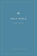 ESV Economy Bible, Giant Print