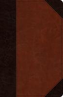ESV Verse-by-Verse Reference Bible (TruTone, Brown/Cordovan,
