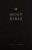 ESV Premium Pew and Worship Bible (Black)