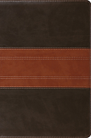 ESV Compact Bible (TruTone, Forest/Tan, Trail Design)